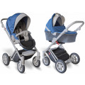 Детская коляска Tutek Diamos  3  в 1 DS01