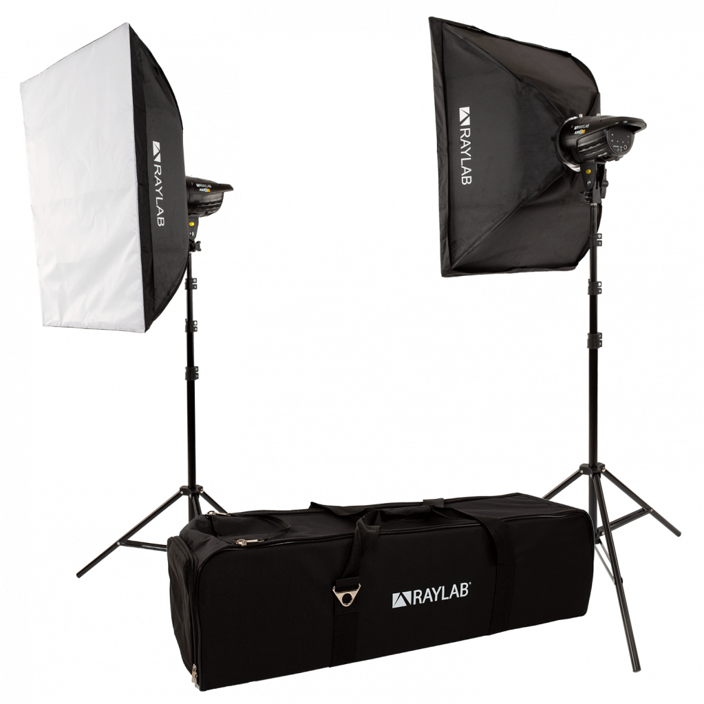 Комплект импульсного света Raylab Axio III 400 Basic Kit