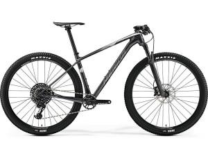"Велосипед Merida Big Nine 6000 DarkSilver (Silver) 2019 L(19"")(89685)"