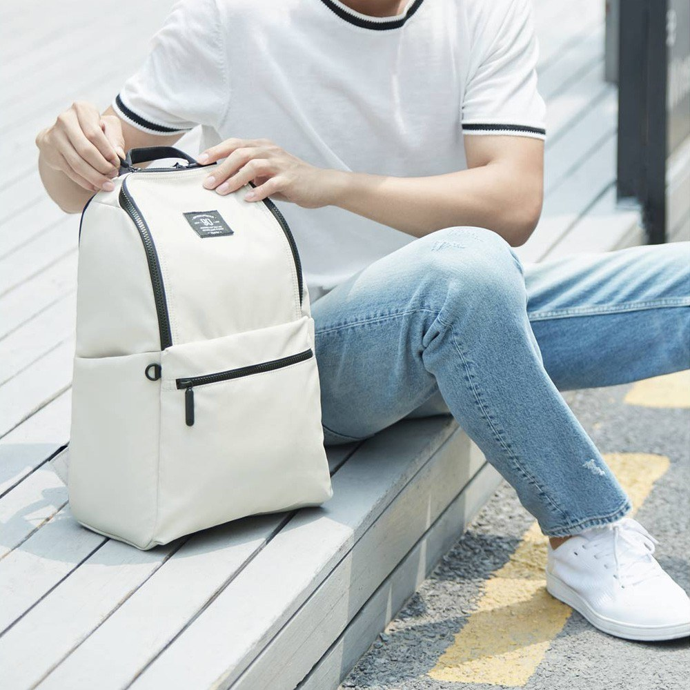 Рюкзак Xiaomi 90Fun, 10 л, серый