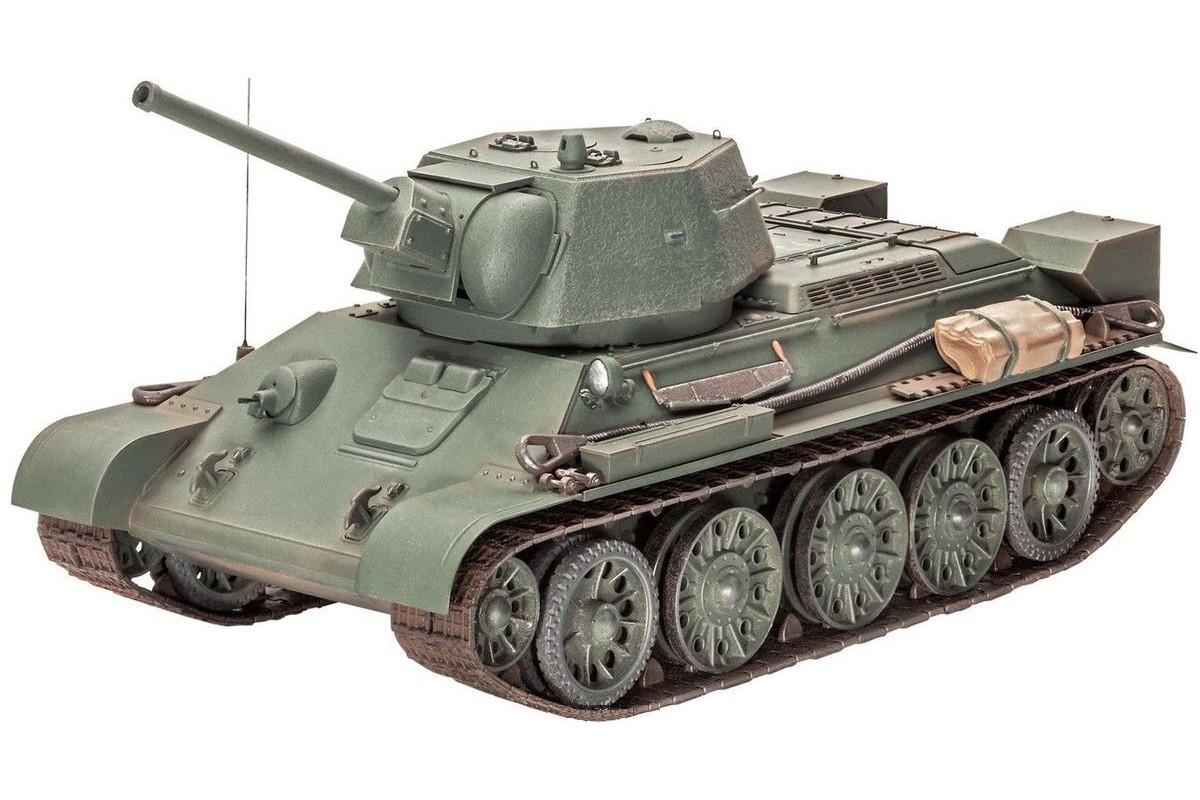 Revell Сборная модель танка T-34/76 1:35