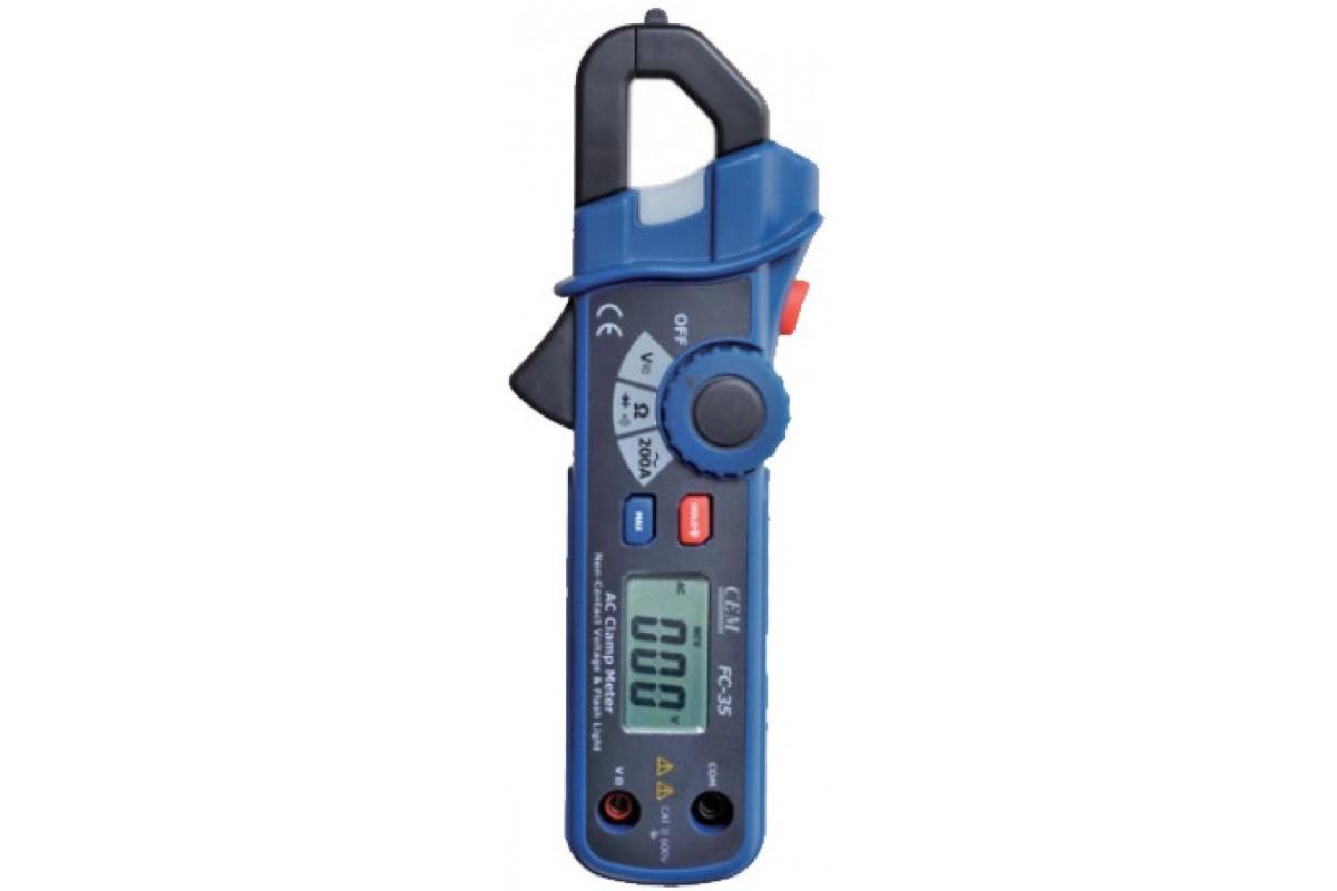 Клещи токовые CEM FC-31  мини 100~600В AC