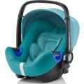 Детское автокресло Britax Roemer Baby-Safe i-Size Lagoon Green Trendline