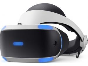 Шлем виртуальной реальности PlayStation VR + Worlds VR + Skyrim VR + Astrobot Rescue Mission VR + Resident Evil VR + Everybody's Golf VR