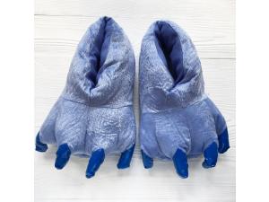 Тапки-лапки BearWear 39-42 синие