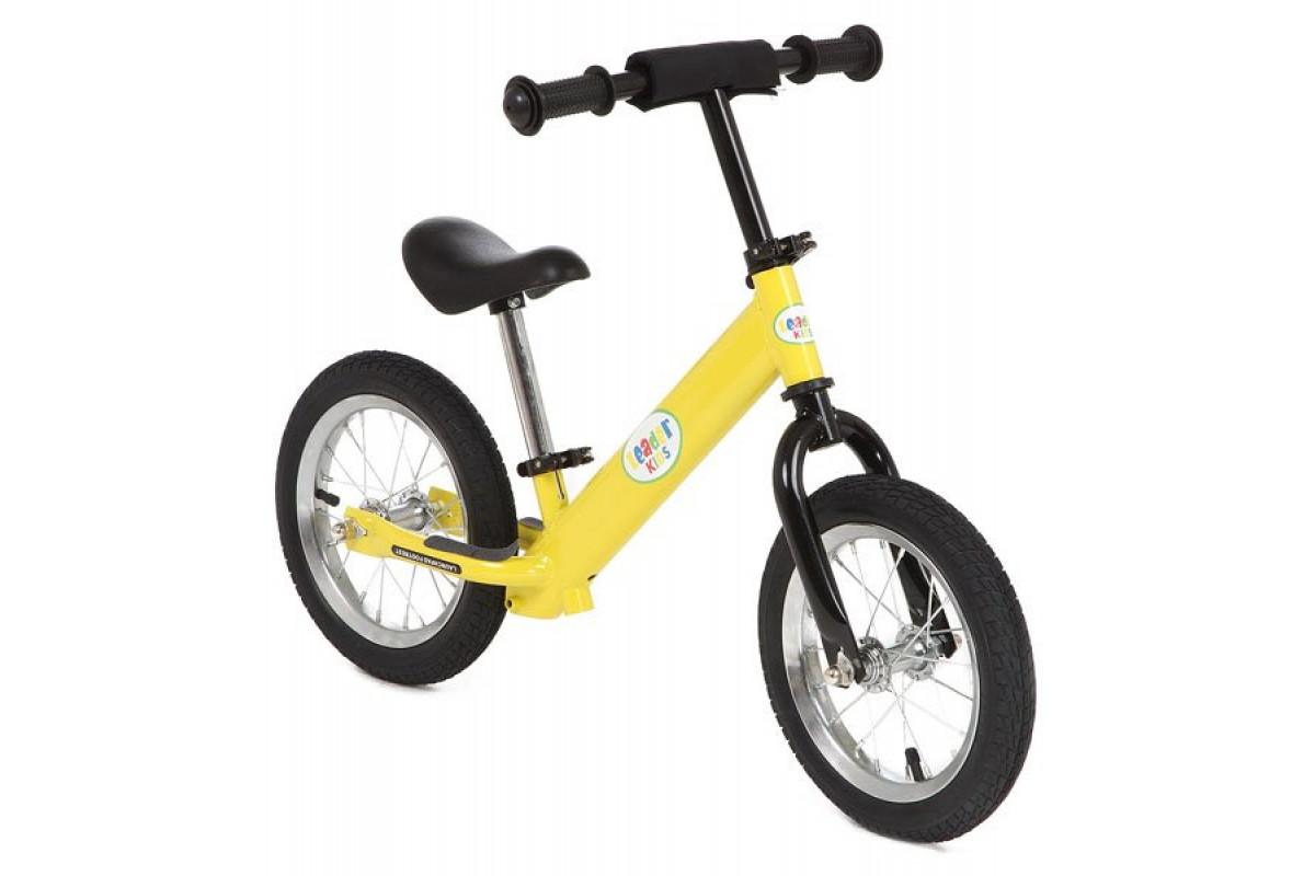 Leader Kids 336 - детский беговел Yellow желтый