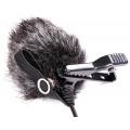 Меховая ветрозащита Boya BY-B05 для петличных микрофонов в комплекте 3 шт.