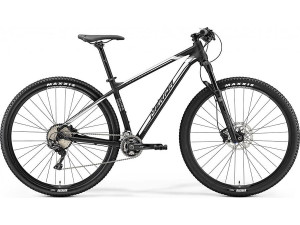 "Велосипед Merida Big Nine XT-Edition Matt Black (Silver) 2019 L(18,5"")(72433)"