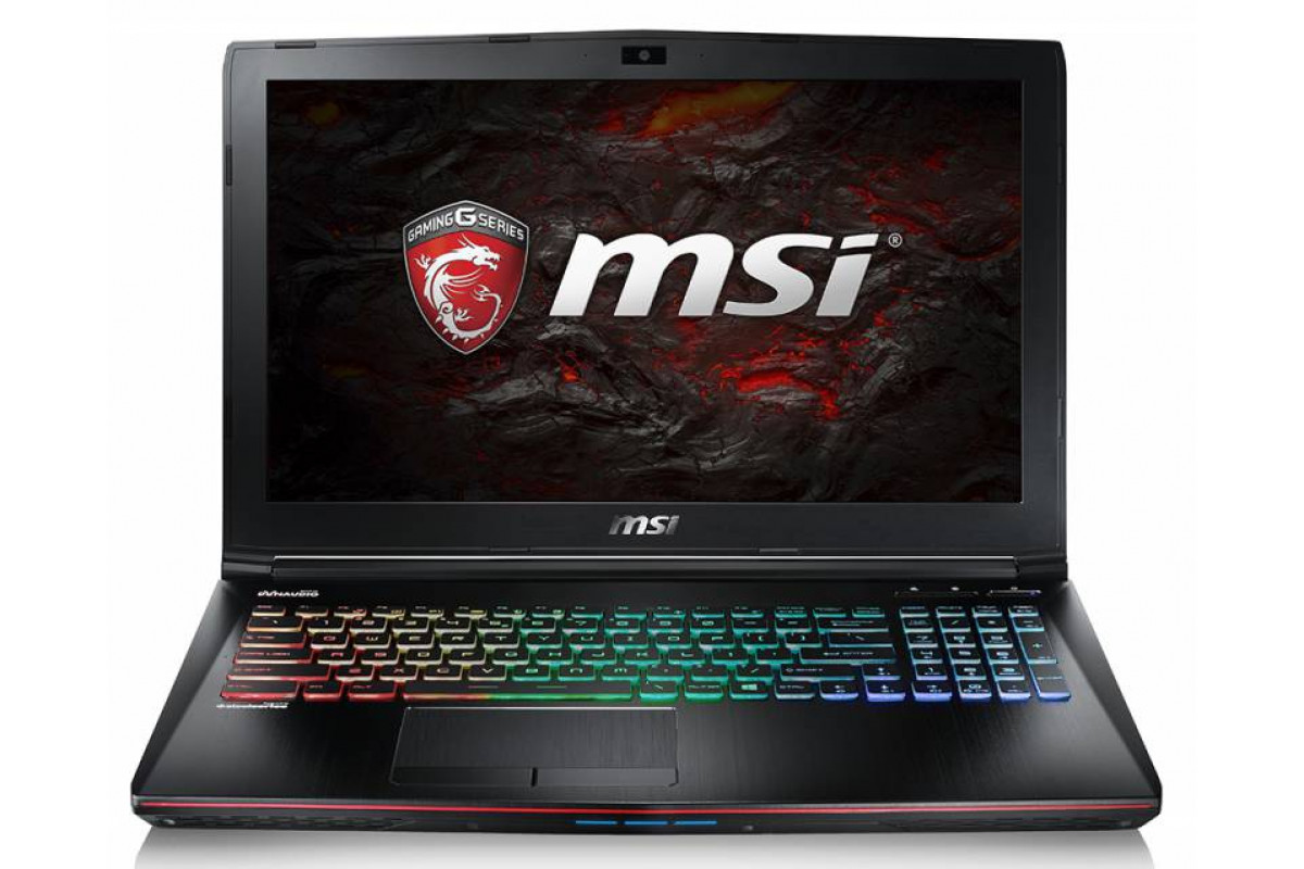 Ноутбук MSI GE62 7RE(Apache Pro)-033RU (MS-16J9)  15.6'' FHD(1920x1080) nonGLARE/Intel Core i7-7700HQ 2.80GHz Quad/8GB/1TB+128GB SSD/GF GTX1050Ti архи