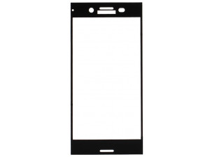 Защитное стекло для Sony XZ Premium Full Screen черный, Redline