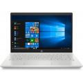 "HP Pavilion 14-ce3000ur <8PJ94EA> i5-1035G1 (1.1)/8G/256G SSD+16G 3D XPOINT/14.0""HD AG/Int:Intel UHD/Cam HD/Backlight/Win10 серебряный Уценка k5fy"