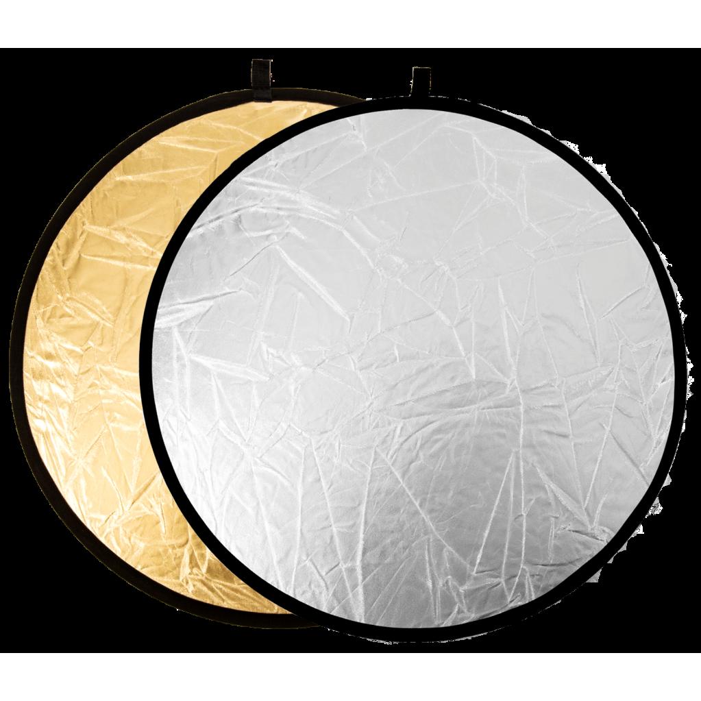 Отражатель 2в1 Raylab RF-01 золото/серебро 60см