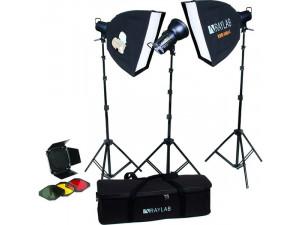 Комплект импульсного света Raylab Axio2 200 Creative Kit