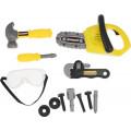 Keenway Набор инструментов (защитные очки, электропила, молоток, инструменты)