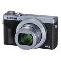 Цифровой фотоаппарат Canon PowerShot G7 X Mark III серебро