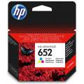 Картридж струйный HP 652 F6V24AE многоцветный (200стр.) для HP DJ IA 1115/2135/3635/4535/3835/4675