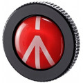 Площадка Manfrotto Round-PL быстросъемная круглая для штативов Compact Action