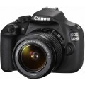Canon 1200D 18-55 is