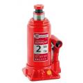 Домкрат бутылочный AUTOPROFI, гидравлический, 2 тонны, защита от перегруза, высота подъёма 158 - 308 мм., 1/10