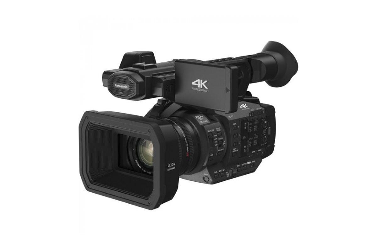 Видеокамера профессиональная Panasonic HC-X1 4K