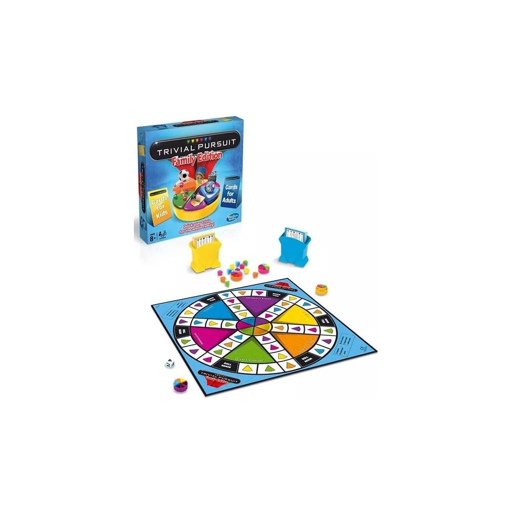Trivial Pursuit настольная игра Hasbro
