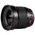 Samyang 16mm f/2.0 ED AS UMC CS Fujifilm X