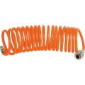 Шланг КРАТОН 30104015  спиральный PE (полиэтилен) 7.5м