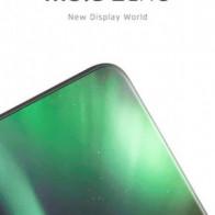 Meizu комментирует скандальную утечку рендера своего безрамочного телефон