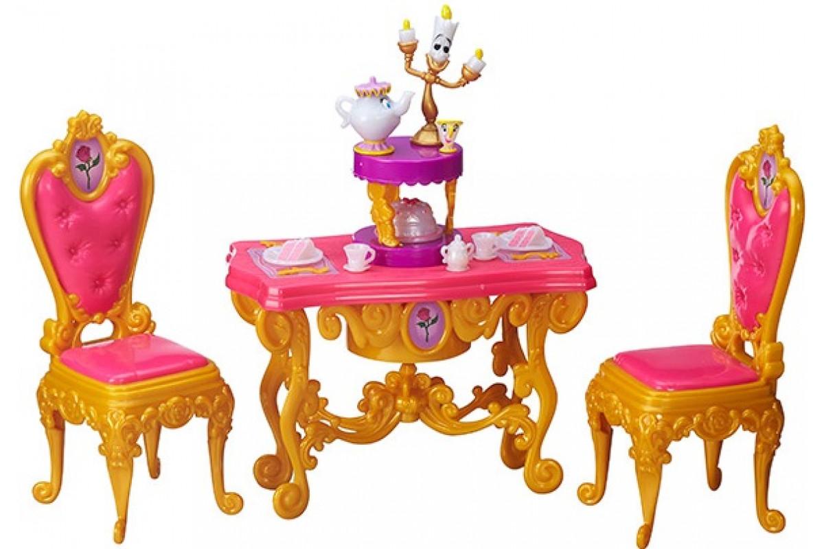 Disney Princess Принцессы игровой набор (кукла не входит в набор) Hasbro B5309