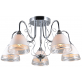 Люстра J-LIGHT KROMY E27X5X60W CHROME 1296/5C