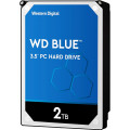 "Жесткий диск HDD 3.5"" Western Digital 2.0Tb <WD20EZAZ> SATA3, 5400rpm, 256Mb (синий)"