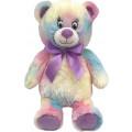 Мягкая игрушка Fluffy Family Мишка Радуга 23 см 681842