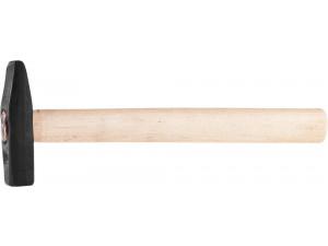 Молоток слесарный СИБИН 20045-05 500 г с деревянной рукояткой