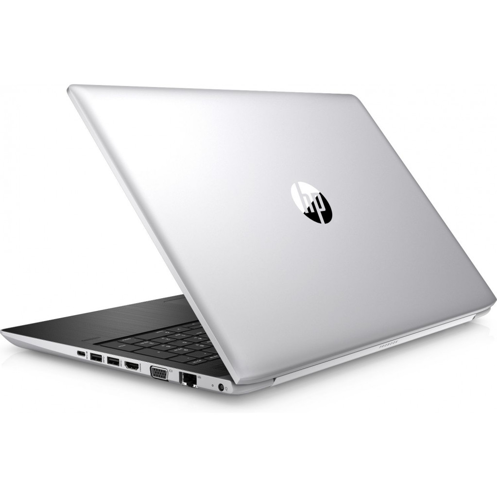 "Ноутбук HP ProBook 450 G5 (Core i5 8250U/8Gb/1Tb/nVidia GeForce 930MX 2Gb/15.6""/UWVA/FHD (1920x1080)/Free DOS 2.0) серебряный"