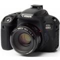 Силиконовый чехол easyCover для Canon EOS 800D, черный