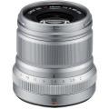 Объектив Fujifilm XF 50mm f/2 R WR серебро