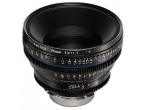 Carl Zeiss CP.2  1.5/50 T* - metric Super Speed PL