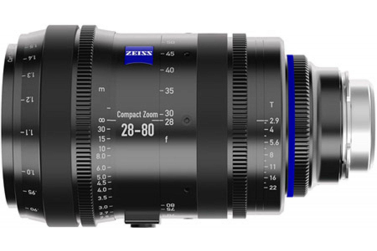 Carl Zeiss CZ.2 28-80/T2.9 - metric EF