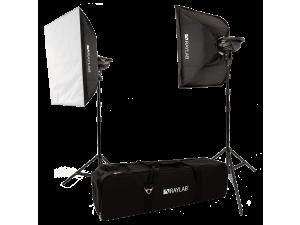 Комплект импульсного света Raylab Axio III 200 Basic Kit