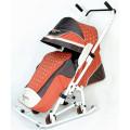 Скользяшки Мозаика - Санки-коляска, терракотовый