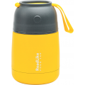 Термос для еды RoadLike Jar 420мл, желтый Уценка 6302