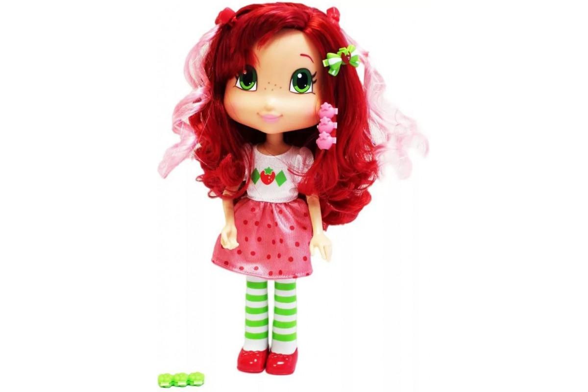 Шарлотта Земляничка Кукла Земляничка для моделирования причесок, 28 см The Bridge