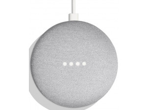 Умная колонка Google Home Mini, серая