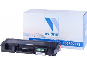 Картридж NVP совместимый NV-106R02778 Xerox для Phaser 3052/3260/WorkCentre 3215/3225 (3000k)