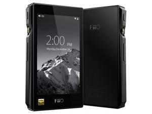 Плеер FIIO X5 III, черный