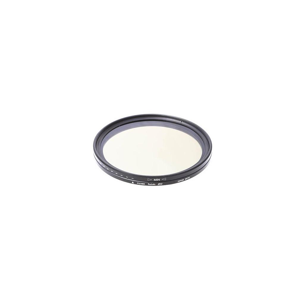 Нейтрально серый фильтр JJC NDV (ND2-ND400) 58mm
