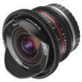 Объектив Samyang 8mm T3.1 Cine UMC Fish-eye II VDSLR Sony-E