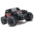 Радиоуправляемая модель Traxxas LaTrax Teton 1/18 4WD, черно-красная