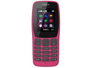 Мобильный телефон Nokia 110 Dual Sim (2019) Розовый