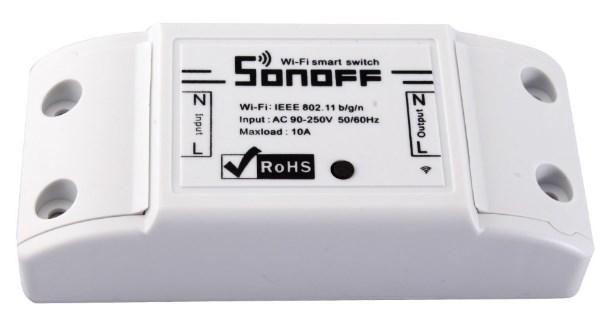 WiFi выключатель для умного дома SONOFF Basic